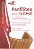 Panflötenfestival